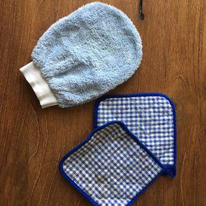 Manip cuisine et gant