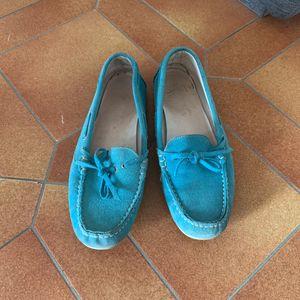 Chaussure mocassins femme