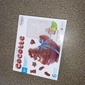 Petit atelier pour créer ses chocolats