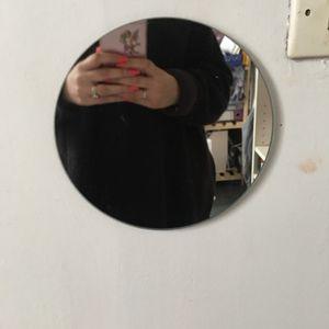 Miroir rond très bon état