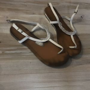 Chaussure plat pour été