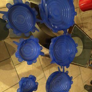 Couvercles plastiques souples