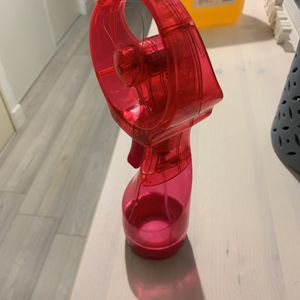 Mini ventilateur jet d'eau