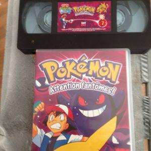 Cassette VHS Pokémon