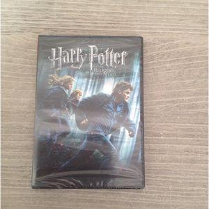 Dvd Harry Potter et les reliques de la mort 1