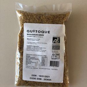 Boulgour gros bio 300 g