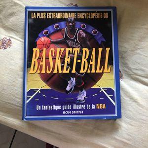 Livre de basket-ball