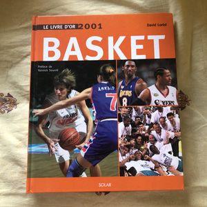 Livre de basket