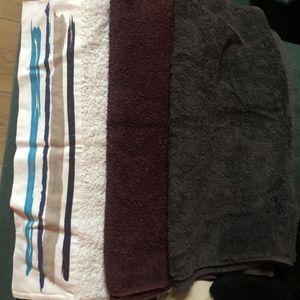 Lot de serviettes de toilette