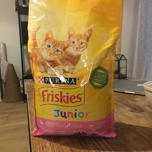 Croquettes Friskies chaton