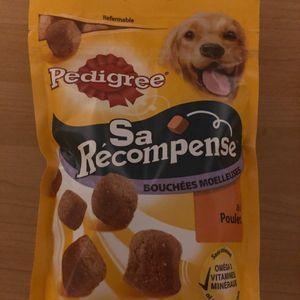 Friandises pour chien