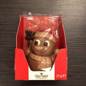 Mini chocolat (5cm)