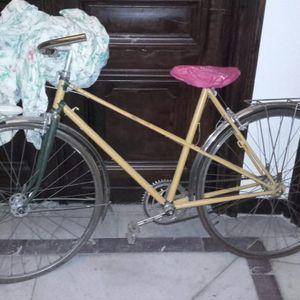 Vélo à réparer
