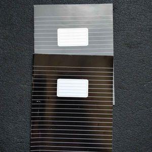 2 cahiers de brouillon format A5