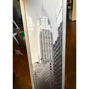 Tableau immeuble New York
