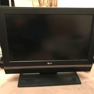 Tv LCD LG 26' ou 66cm