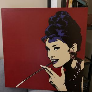 Tableau Audrey Hepburn