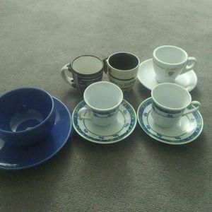 Lot de 6 tasses café
