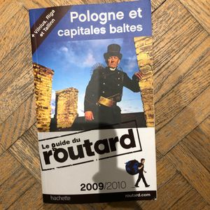 Guide Le Routard Pologne