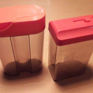 Deux boîtes
