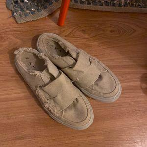 Chaussure d'été beige 38
