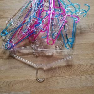 Cintre en plastique