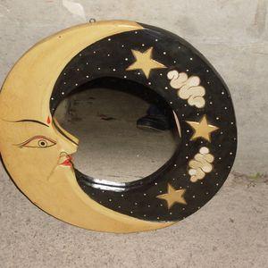 miroir lune