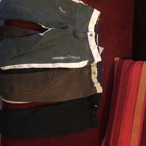 Pantalon équitation 10 ans