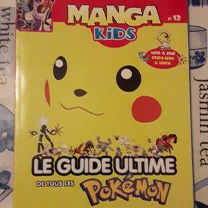 """Le guide ultime de tous les """"Pokémon"""""""