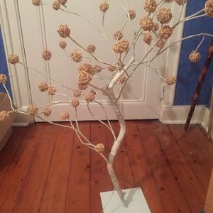 Magnifique deco arbre lumineuse sans adaptateur