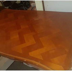 Table massif
