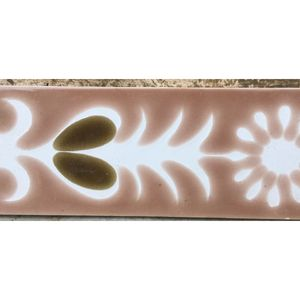 Plinthes carrelages hauteur 6.5 cm * 20 cm