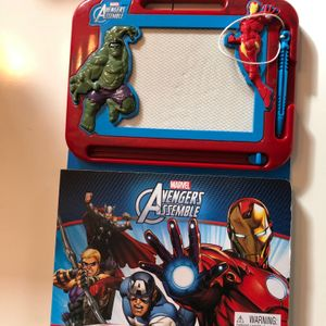 Jeu Avengers