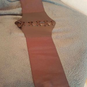 ceinture elastique a scratch