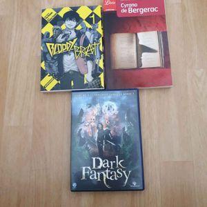 Livres + DVD