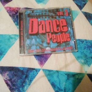 CD Dance People