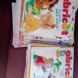 Magazines 3-6 ans abricot