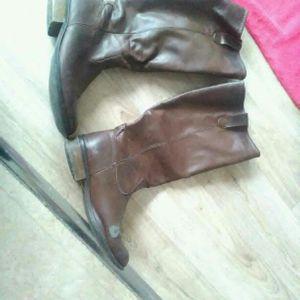 Paires de bottes femme taille 38