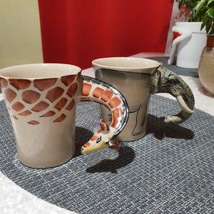 2 tasses mug