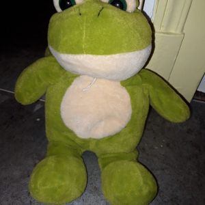 Lot peluches grenouille