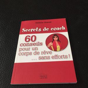 Livre secret de coach