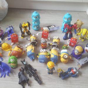 P'tits jouets mac do