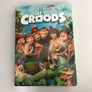 Dvd les croods