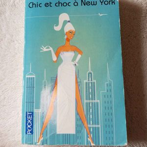 Livre chic et choc à New-York