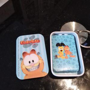 Mini memory Garfield