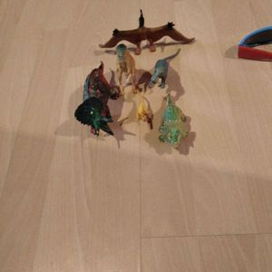 Lot dinosaures