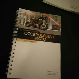 Livre pour code moto