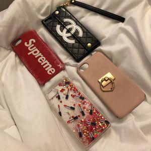 Lot de coques iPhone 8
