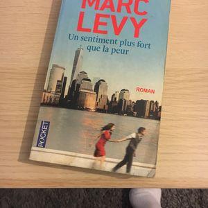 Livre marc Lévy
