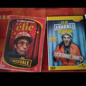 DVD Elie Semoun